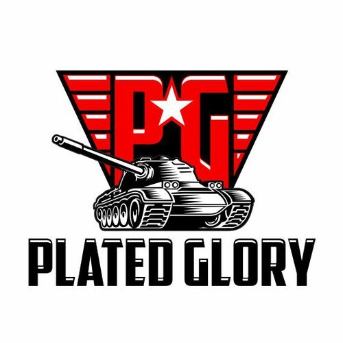 War logo with the title 'war tank'