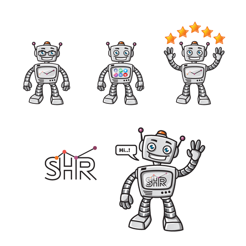 Robot logo with the title 'Robot'